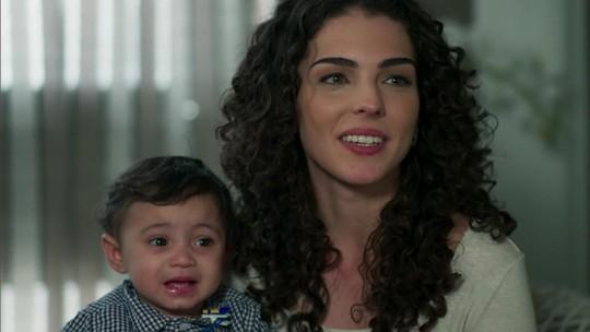 Final 'Malhação': Ciça faz as pazes com Ana e Miguel