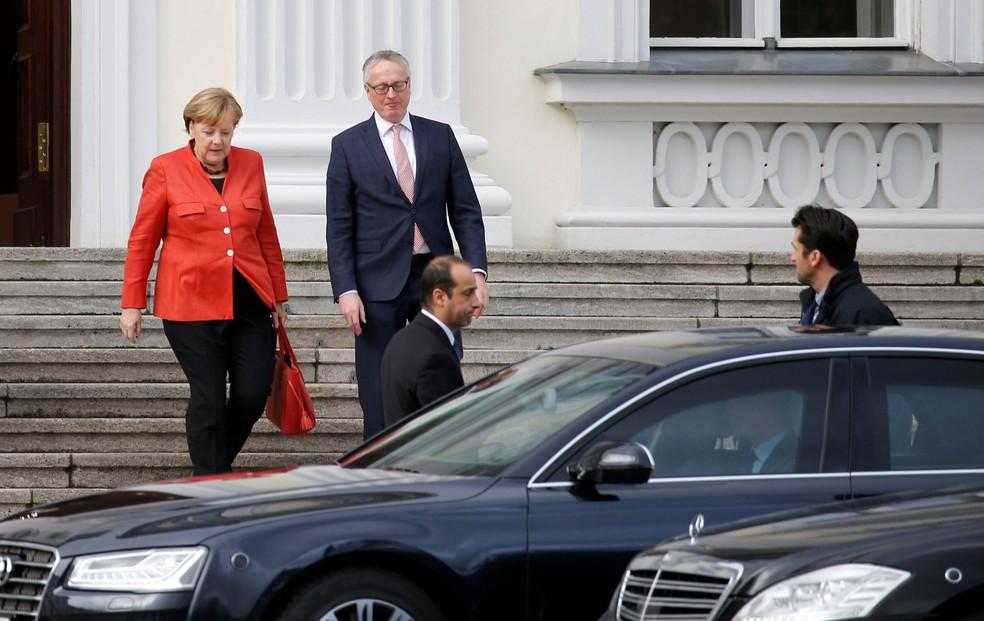Angela Merkel aposta em novas eleições na Alemanha