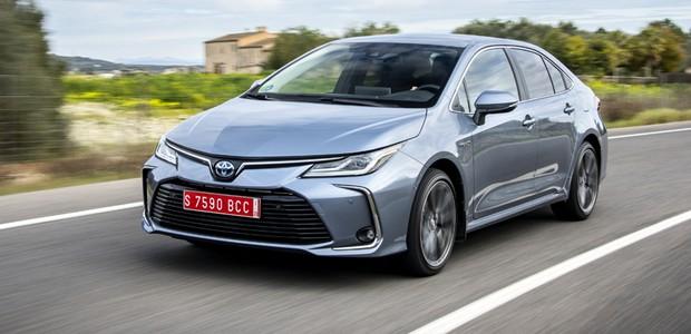 Novo Toyota Corolla home (Foto: Divulgação)