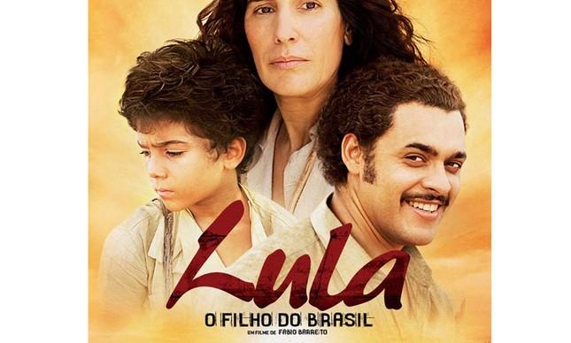 Lula, o filho do Brasil (Foto: reprodução)