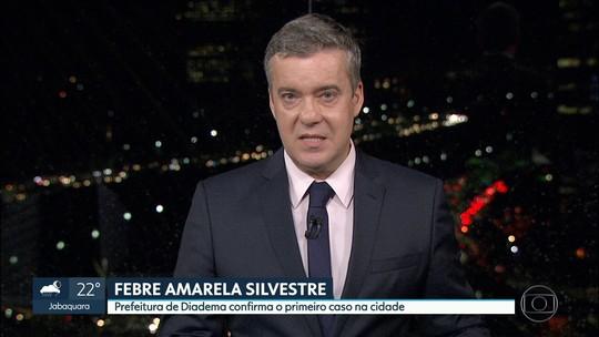 Diadema e Guarulhos confirmam casos de febre amarela