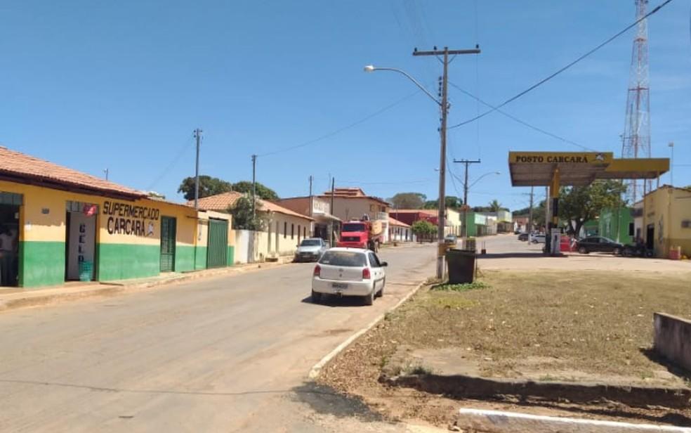 Sítio d'Abadia Goiás — Foto: Francisco Neri/Arquivo pessoal