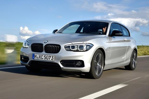 BMW Série 1 2018 (Foto: Divulgação)