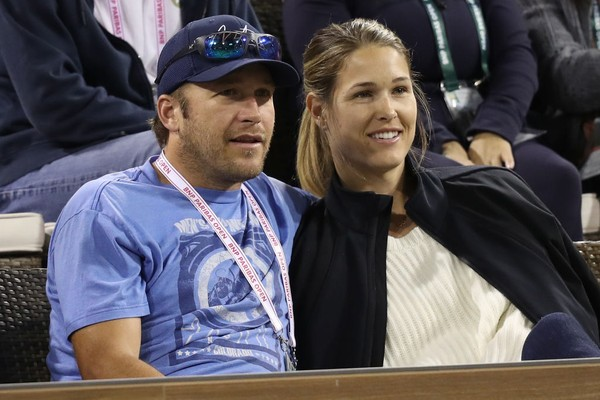 Bode Miller e Morgan Beck (Foto: Getty Images)