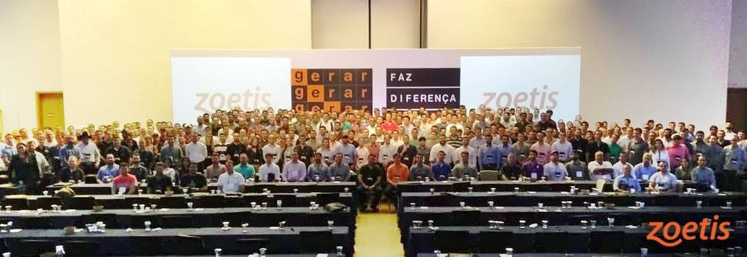 Zoetis e Grupo Gerar: parceria entre setores acadêmico e produtivo trouxe credibilidade para o uso de seus produtos (Foto: Divulgação)