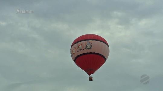 Rotas Naturais: Um passeio de balão sobre o vale do São Lourenço