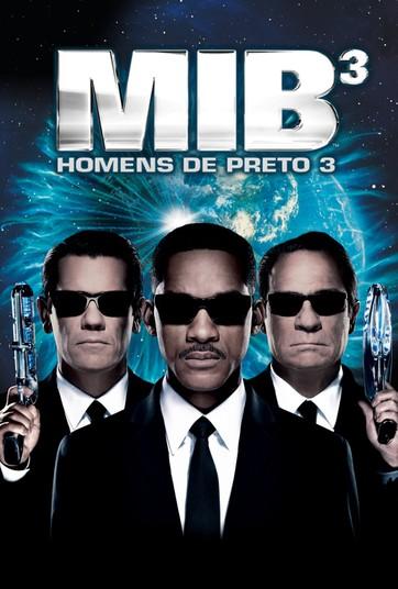 Mib³: Homens De Preto 3
