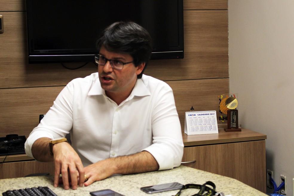 Guilherme Bellintani é candidato da chapa