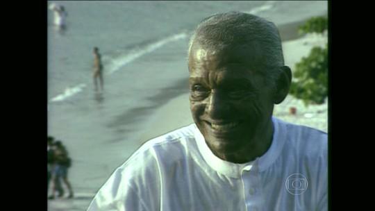 """Há 97 anos nascia Zizinho, ídolo de Pelé e maior nome do Fla antes da """"Era Zico"""""""