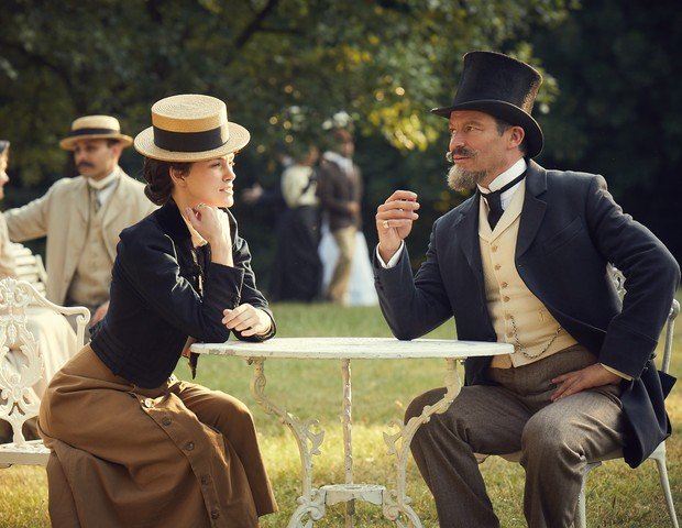 Willy, marido de Colette, era infiel o que gerava discussões entre o casal (Foto: Divulgação)
