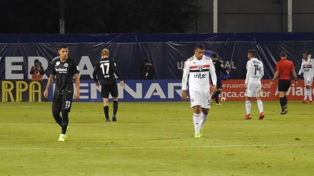 Diego Souza entrou no segundo tempo