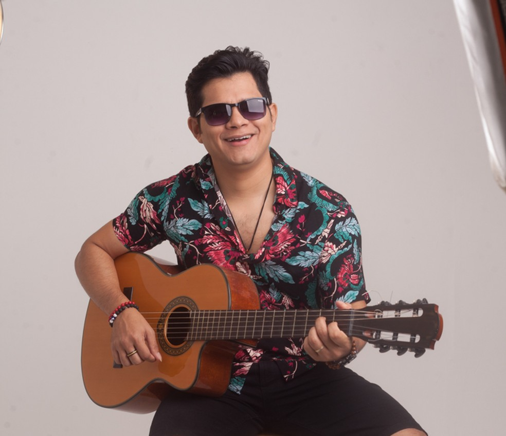 Cantor Bernardo Miranda — Foto: Divulgação