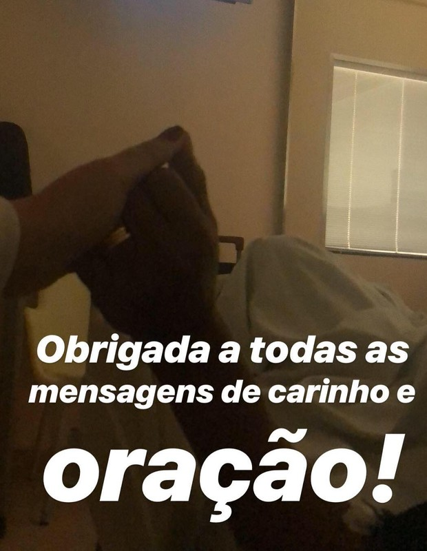 Fernanda Fiuza agradece carinho dos fãs de Liminha (Foto: Reprodução/Instagram)