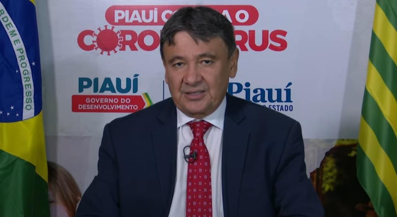 Após 15 mortes por Covid em 24h, governador do Piauí pondera reabertura do comércio e 'mais tempo na quarentena'