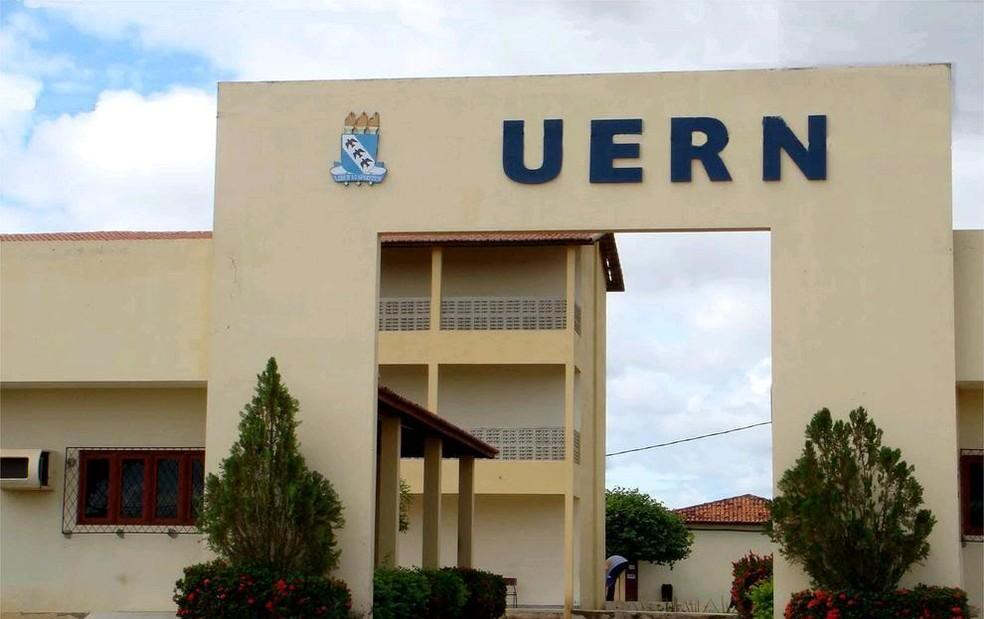 UERN abriu seleção para vagas em cursos de graduação (Foto: Divulgação/UERN)