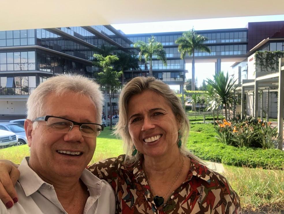 Corretor Osmar Lima diz que os empreendimentos facilitam a vida de quem compra — Foto: Arquivo Pessoal
