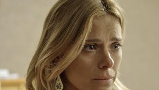 Lara conta a verdade sobre Gibson para Dante
