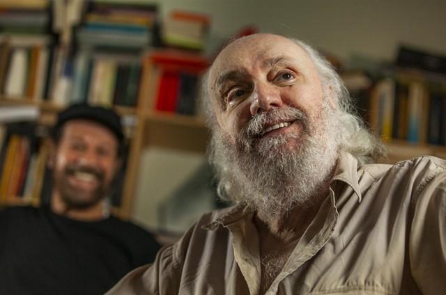 Aldir Blanc e João Bosco (Foto: Divulgação)
