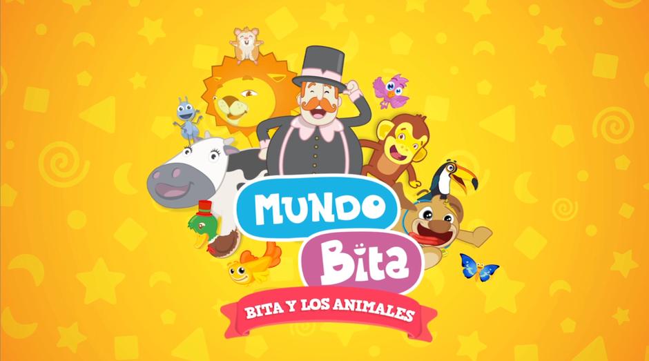 Abertura em espanhol do desenho animado Mundo Bita  (Foto: Divulgação)