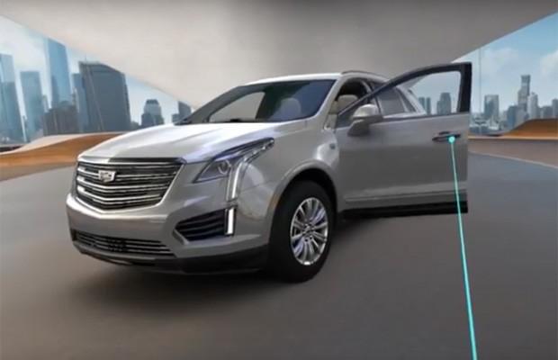 Cadillac muda experiência de compra com realidade virtual (Foto: Reprodução)