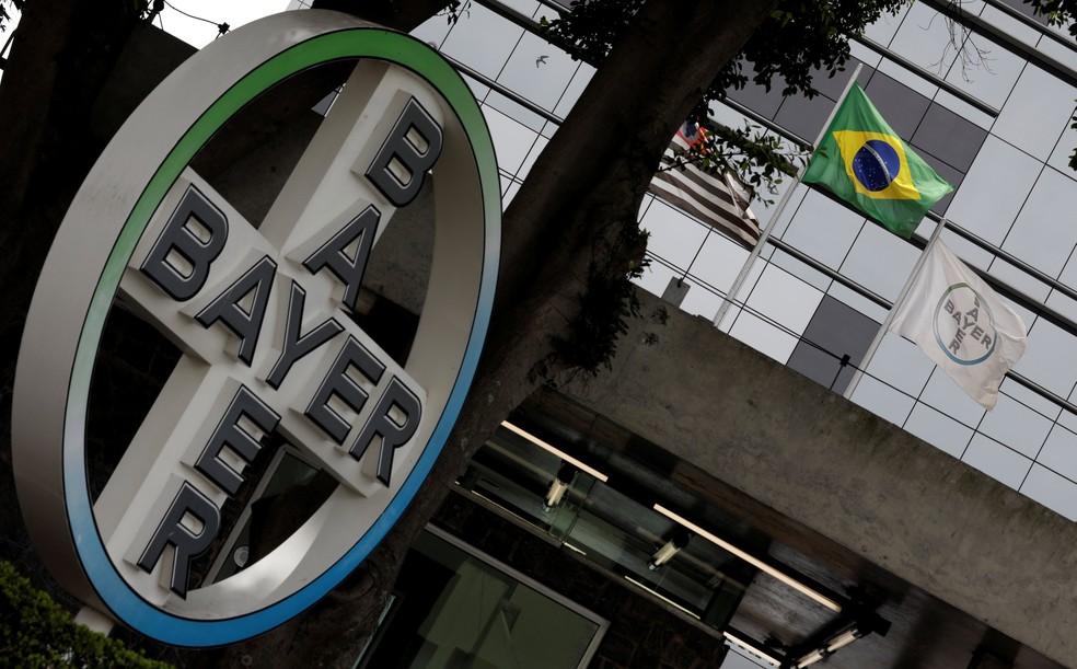 -  Sede da Bayer em São Paulo  Foto: Reuters/Paulo Whitaker