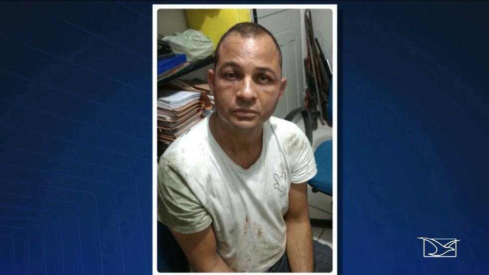 Heverton Soares de Oliveira está sem tornozeleira eletrônica por erro da justiça. (Foto: Reprodução/TV Mirante)