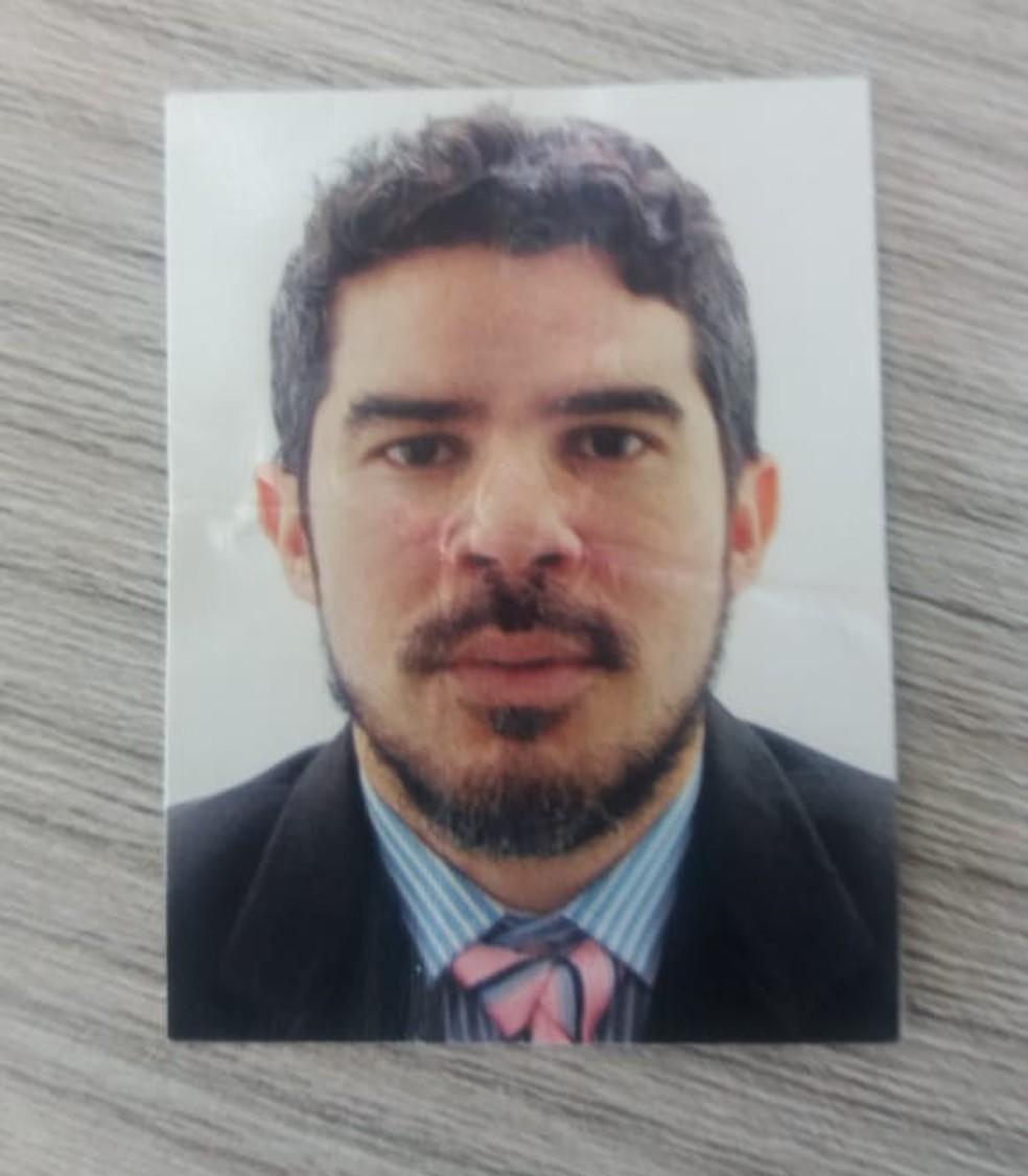 Marcelo Ferraz foi morto à pedradas em Cuiabá — Foto: Arquivo pessoal