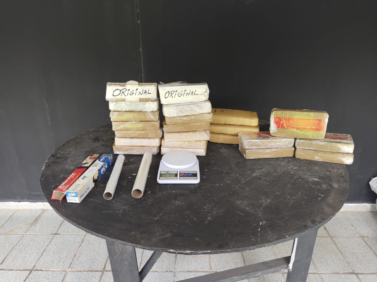 Operação apreende mais de 20 quilos de droga em Rio Largo, AL
