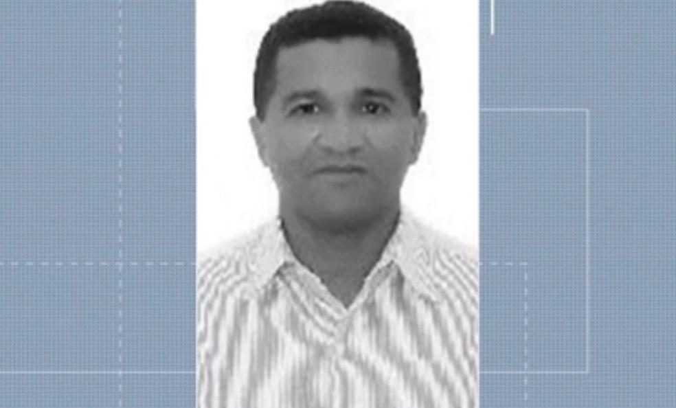Prefeito de itagimirim foi morto em 2014 — Foto: Reprodução/TV Bahia