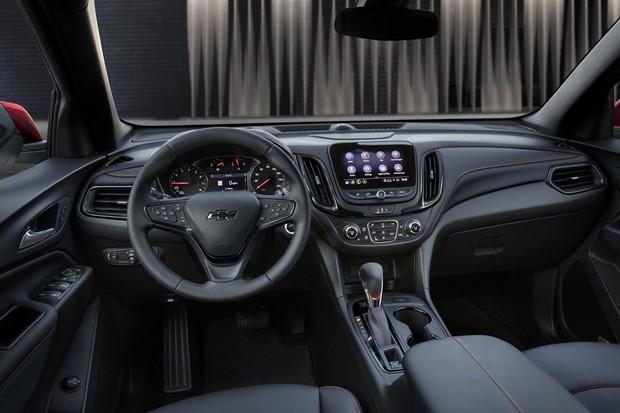 Chevrolet Equinox (Foto: Divulgação)