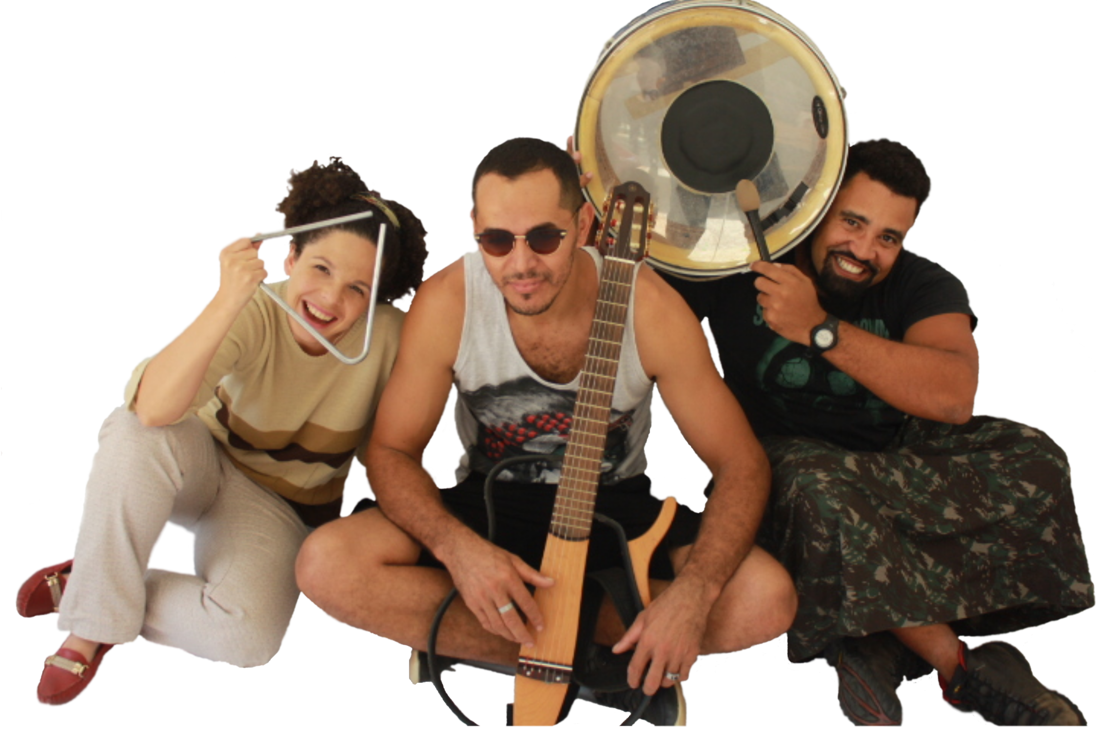 Banda Baião de Rua se apresenta gratuitamente no palco do Sesc Bauru - Noticias