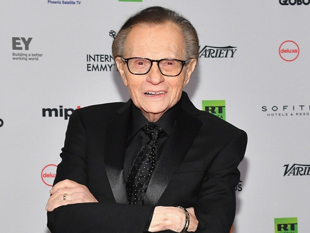 Larry King (Foto: Getty Images)