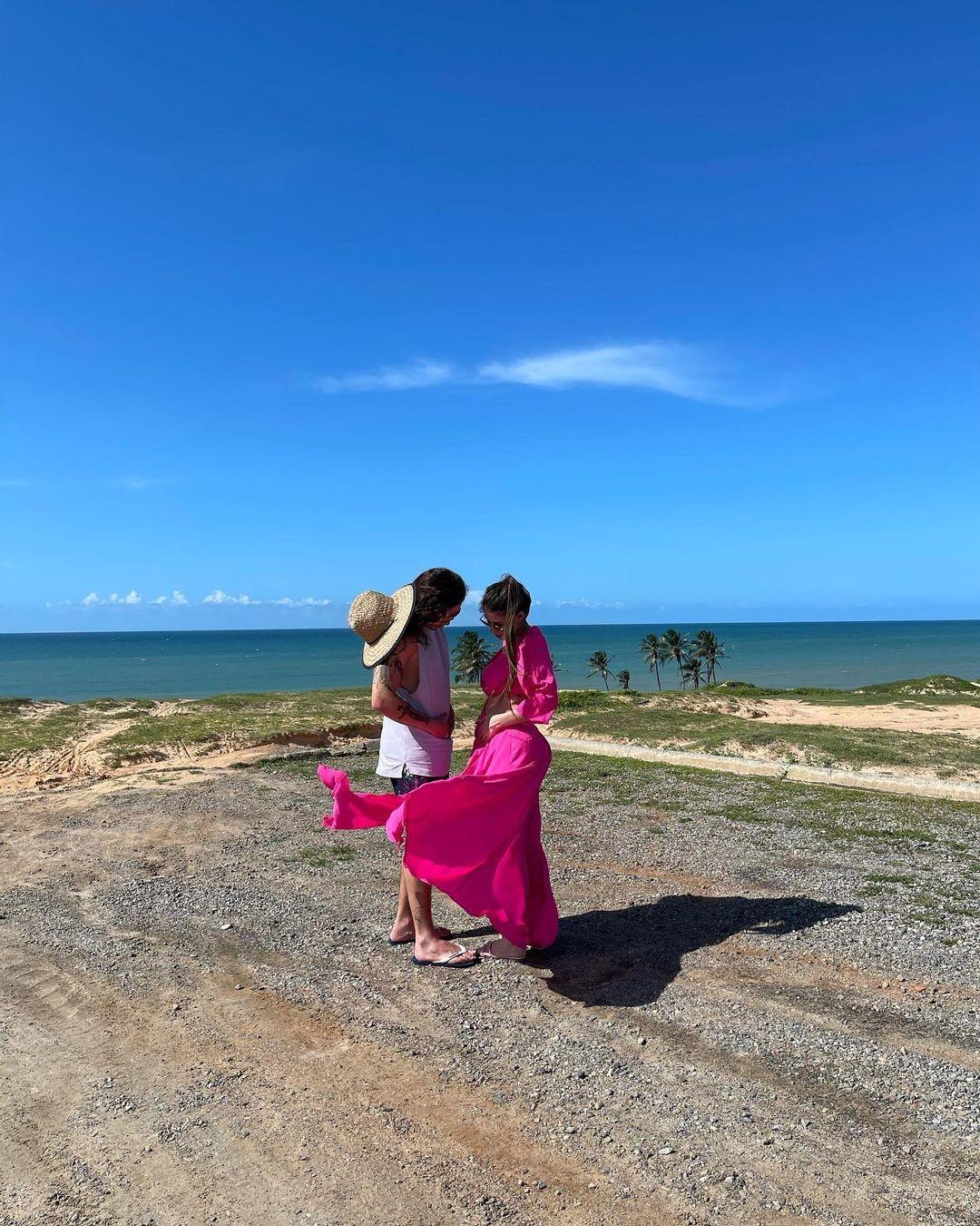Whindersson Nunes e Maria Lina (Foto: Reprodução / Instagram)