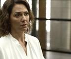 Na segunda-feira (30), Nana (Fabiula Nascimento) e Marcos (Romulo Estrela) se surpreenderão ao descobrir que Diogo (Armando Babaioff) detém os direitos do livro de Eric (Jonas Bloch) | TV Globo