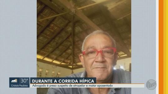 Advogado suspeito de atropelar e matar aposentado em Ibiraci, MG, acelerou de propósito, diz testemunha