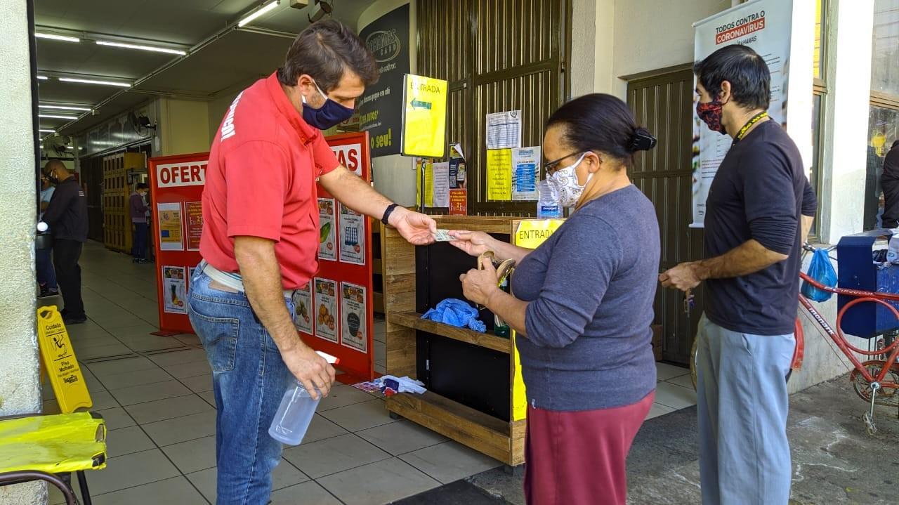Prefeitura atualiza tabela de rodízio de CPF para compras e atendimentos presenciais em Viçosa