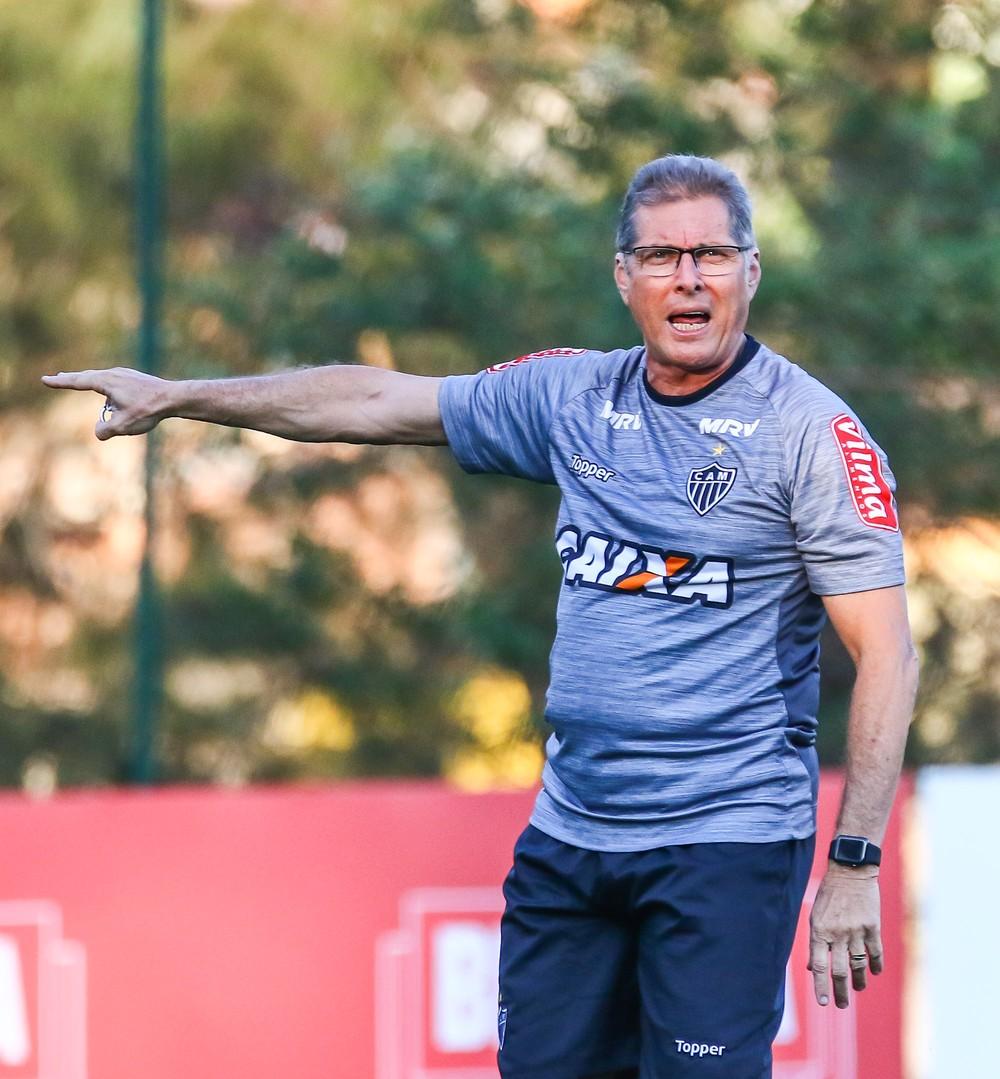 São Paulo inicia preparação em Belo Horizonte para encarar o Atlético-PR