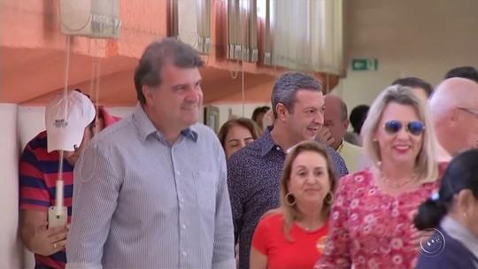 Clodoaldo Gazzetta, do PSD, é eleito prefeito de Bauru