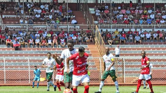 ea3a4fdfac Sem vencer no Campeonato Paulista da Série A2