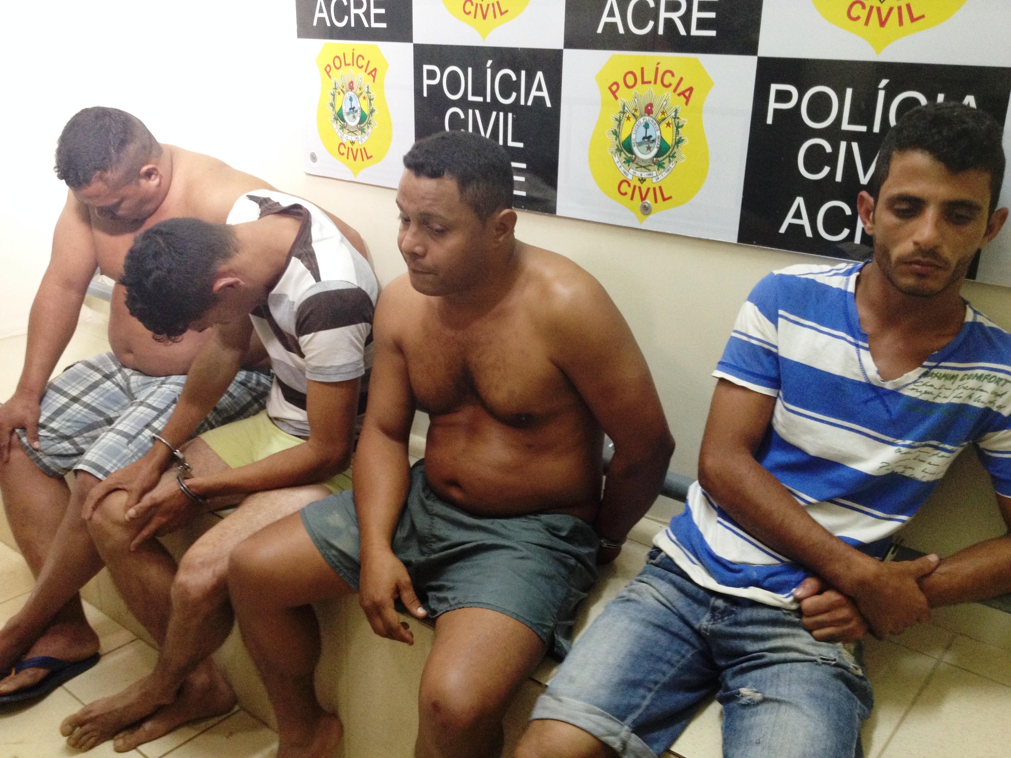 Somadas, penas de acusados de matar PM durante assalto no AC ultrapassam 270 anos