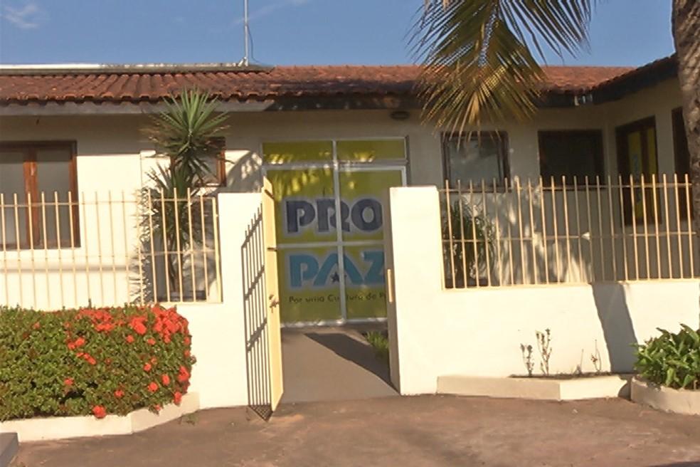 Caso foi atendido na Delegacia Especializada de Atendimento a Criança e Adolescente (Foto: Reprodução/TV Tapajós)