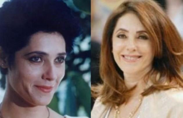 Christiane Torloni foi a protagonista de 'A viagem', novela que foi ao ar em 1994 e será reprisada no Viva depois da Copa. Tereza Cristina foi sua última personagem na TV em 'Fina estampa' (Foto: TV Globo)