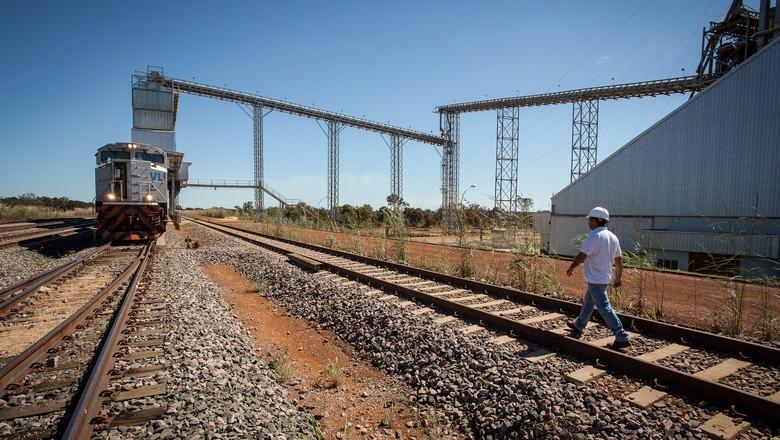 caminhos-da-safra-ferrovia-tocantins (Foto: Marcelo Curia)