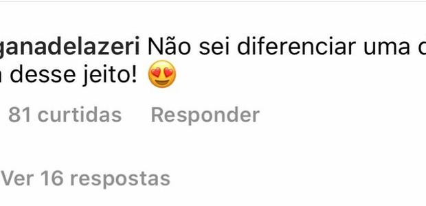 Comentários para Maiara e Maraisa (Foto: Reprodução/Instagram)