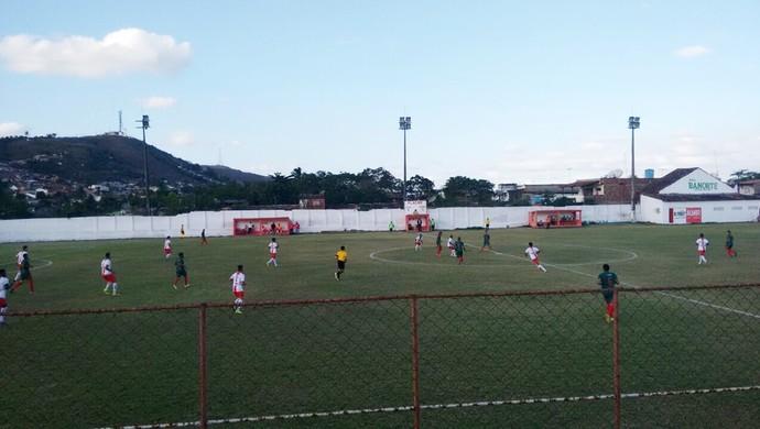 centro limoeirense x Flamengo de arcoverde (Foto: Luís Francisco Prates)