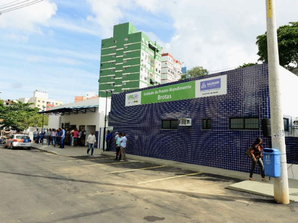 Bairro de Brotas registra maior concentração de casos de coronavírus na capital baiana — Foto: Valter Pontes/Agecom