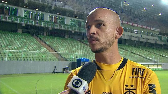 Fernando Leal aprova atuação do Coelho e espera evolução