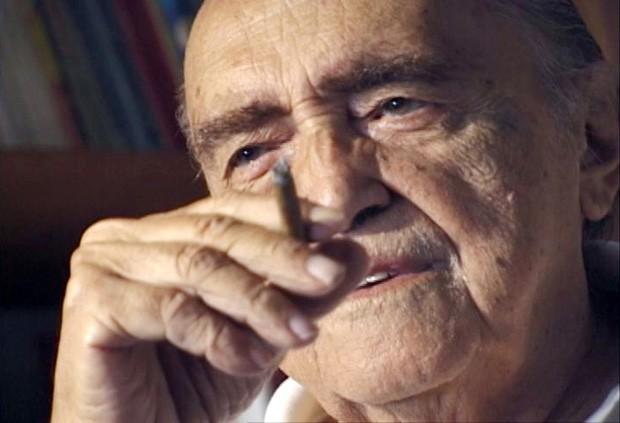 Oscar Niemeyer (Foto: Agência Febre / Divulgação)
