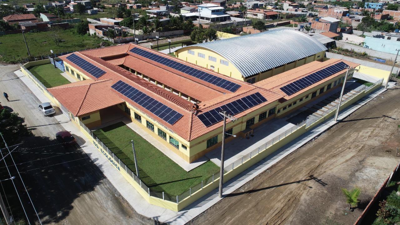 Escola ecológica é inaugurada em Araruama, RJ, no Dia Mundial do Meio Ambiente