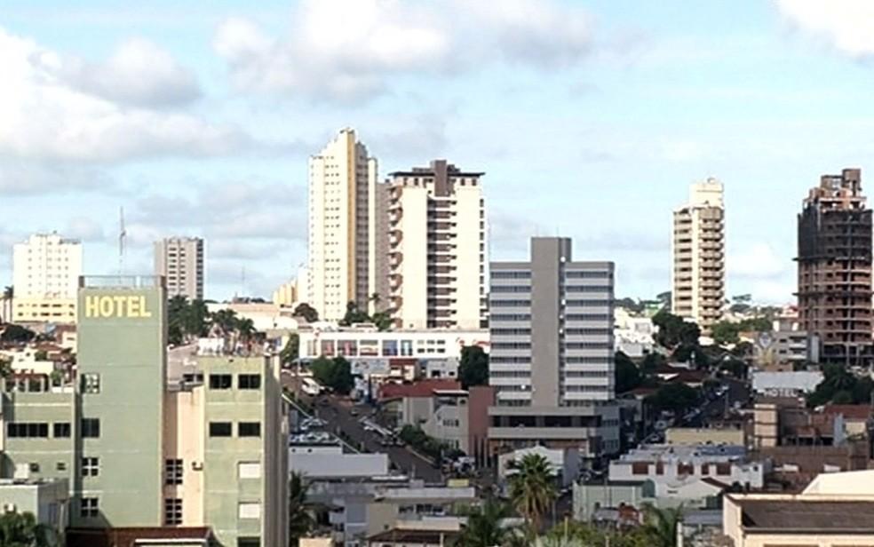 Guarda Municipal de Rio Verde quer contratar 80 profissionais (Foto: Reprodução/TV Anhanguera)